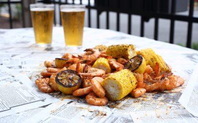 Shrimp 'n Corn -2